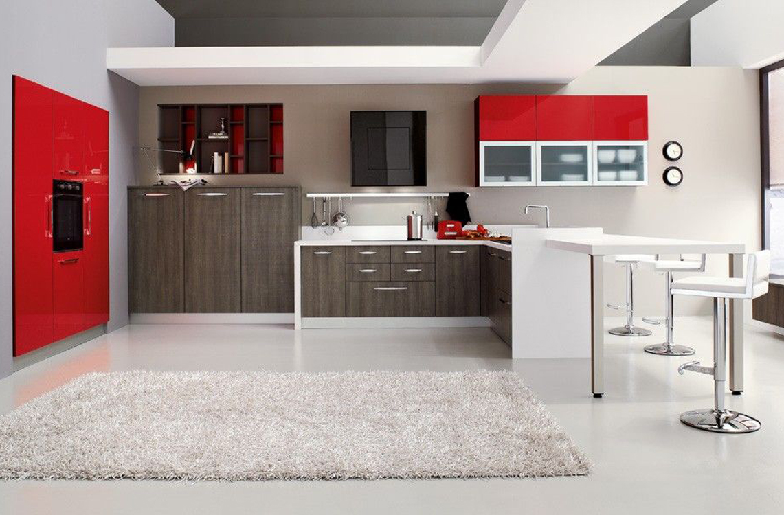 Arrex Kitchen Linea Moderne