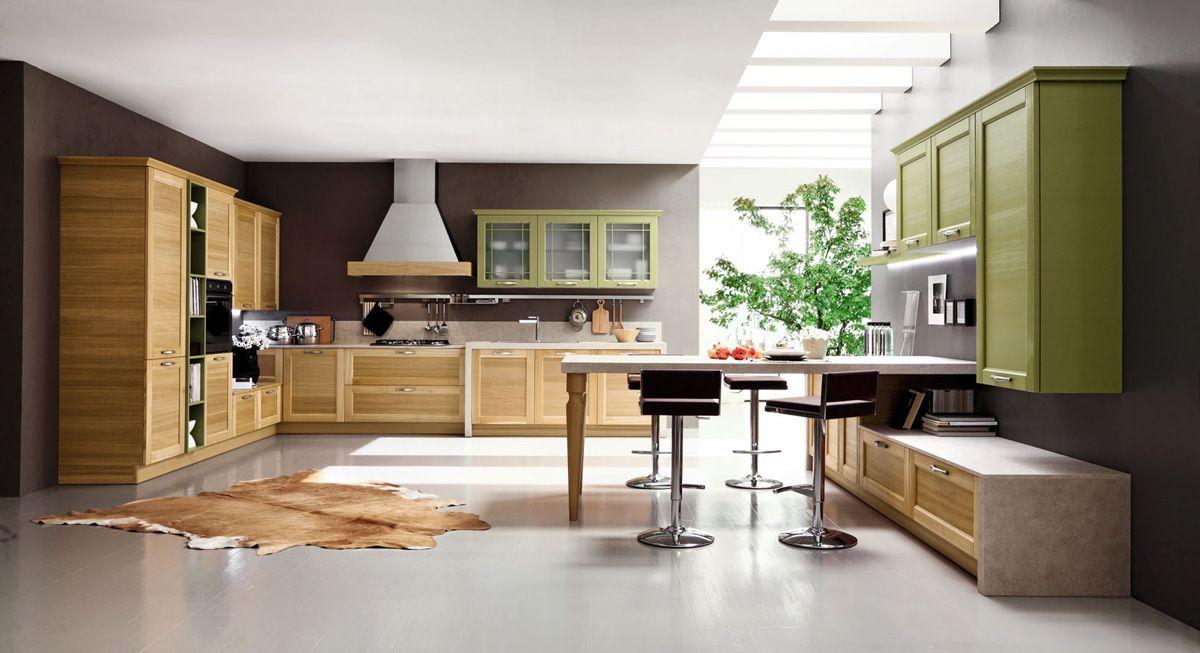 Cuisine Arrex arrex kitchen linea moderne – mobili dallorto